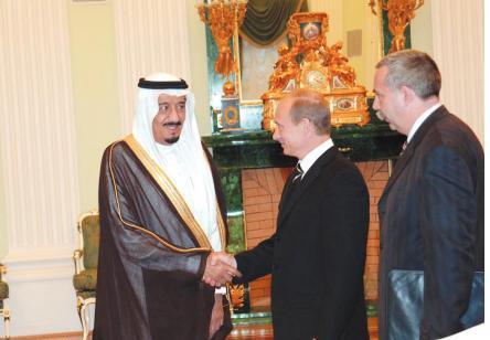 روسيا والتقارب الخليجي