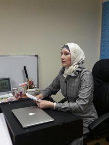 """محاضرة عن تنظيم الأوقات في النادي الدولي للمرأة """"عائشة"""""""