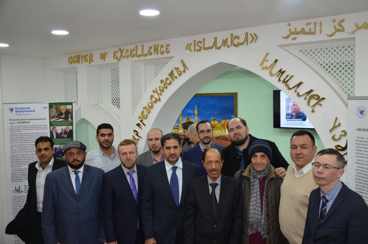 زيارة الوفد السعودي الى قازان – تتارستان
