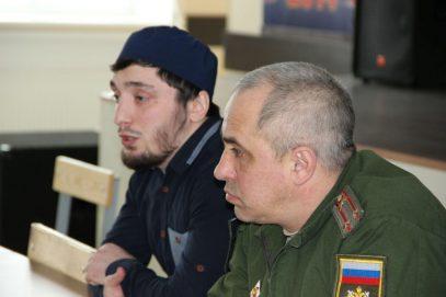 الامام للجيش روسي: ان الارهاب لا دين له