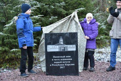 وضع حجر الأساس لمسجد في شمال روسيا