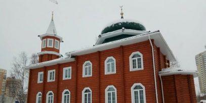 افتتح  المسجد التاريخي في أقصى الشمال الروسي