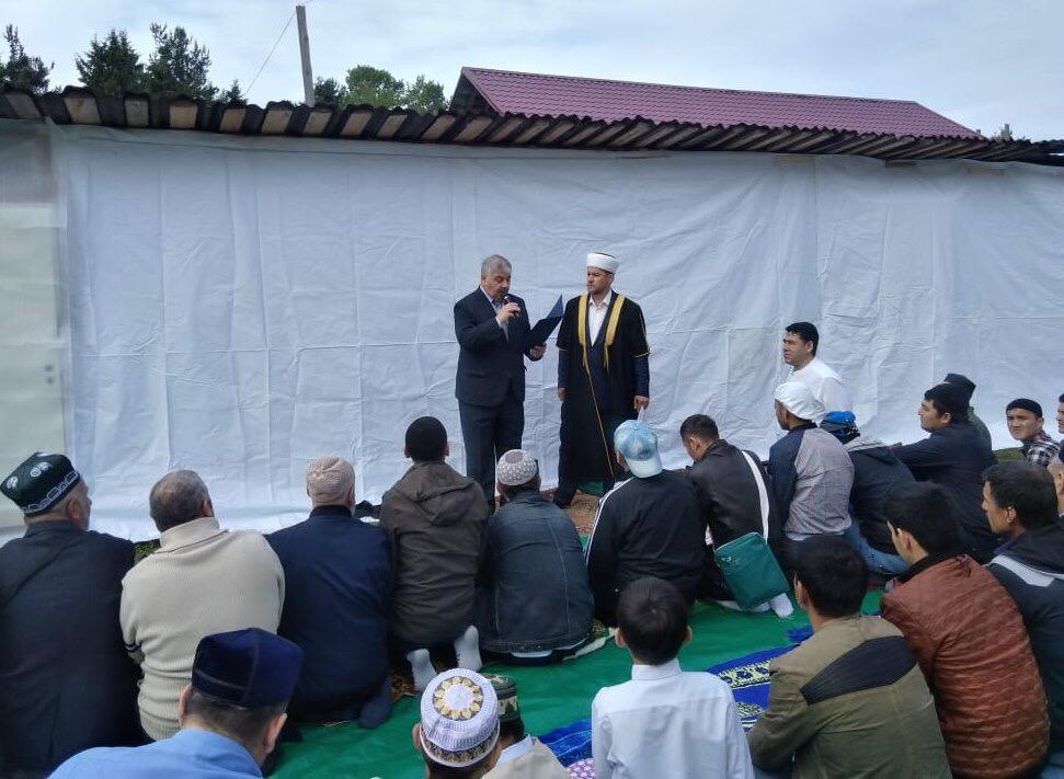 مسلمي شمال روسيا في رمضان