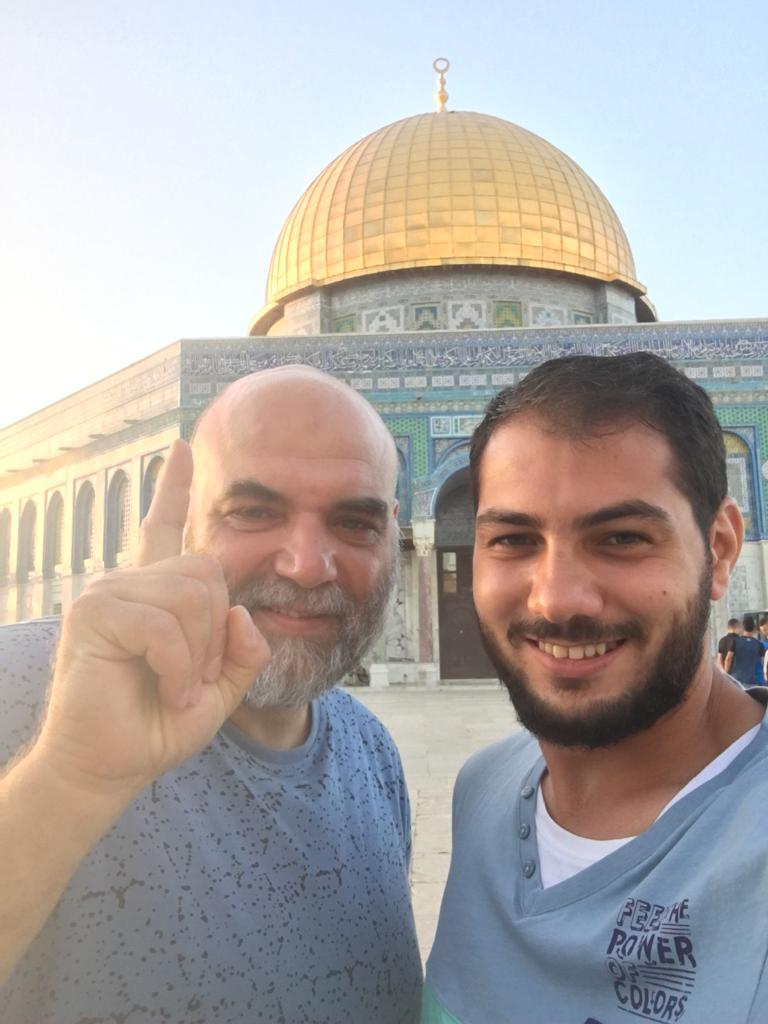 تعزية  حماس  إلى عائلة الصحفي الروسي