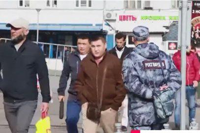 شرطة موسكو تجدد توقيف المسلمين