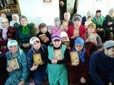 الكتب الاسلامية لمسلمي أبعد المناطق روسيا الاتحادية