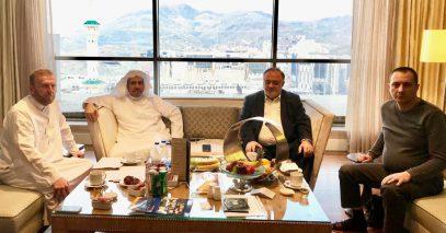 المملكة العربية السعودية تعتمد وسطية الاسلام منهاجا